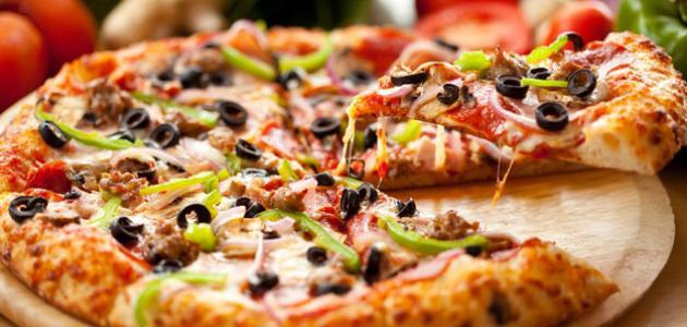 تغيير في مذاق البيتزا والسندويتشات بعد استعمال شروط النظافة بسبب الكورونا
